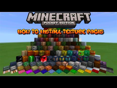 minecraft pe texture packs download ios no jailbreak
