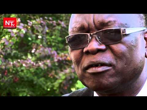 M.Amadou Vamoulké Directeur Général  Cameroon Radio & Television (CRTV)
