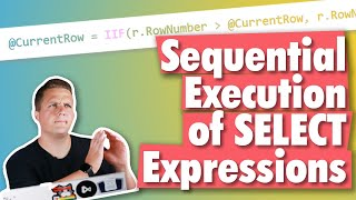 SELECT Expression Execution Order in SQL Server