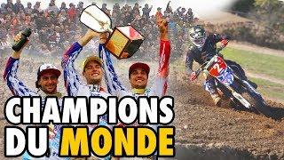 Les français CHAMPIONS DU MONDE de MOTOCROSS ! (Motocross des Nations)