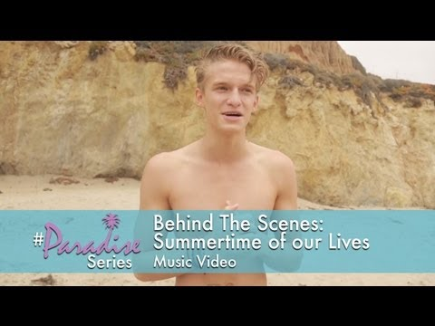 """Behind The Scenes: """"Summertime Of Our Life"""" Music Video, The Paradise Series Episode 17"""