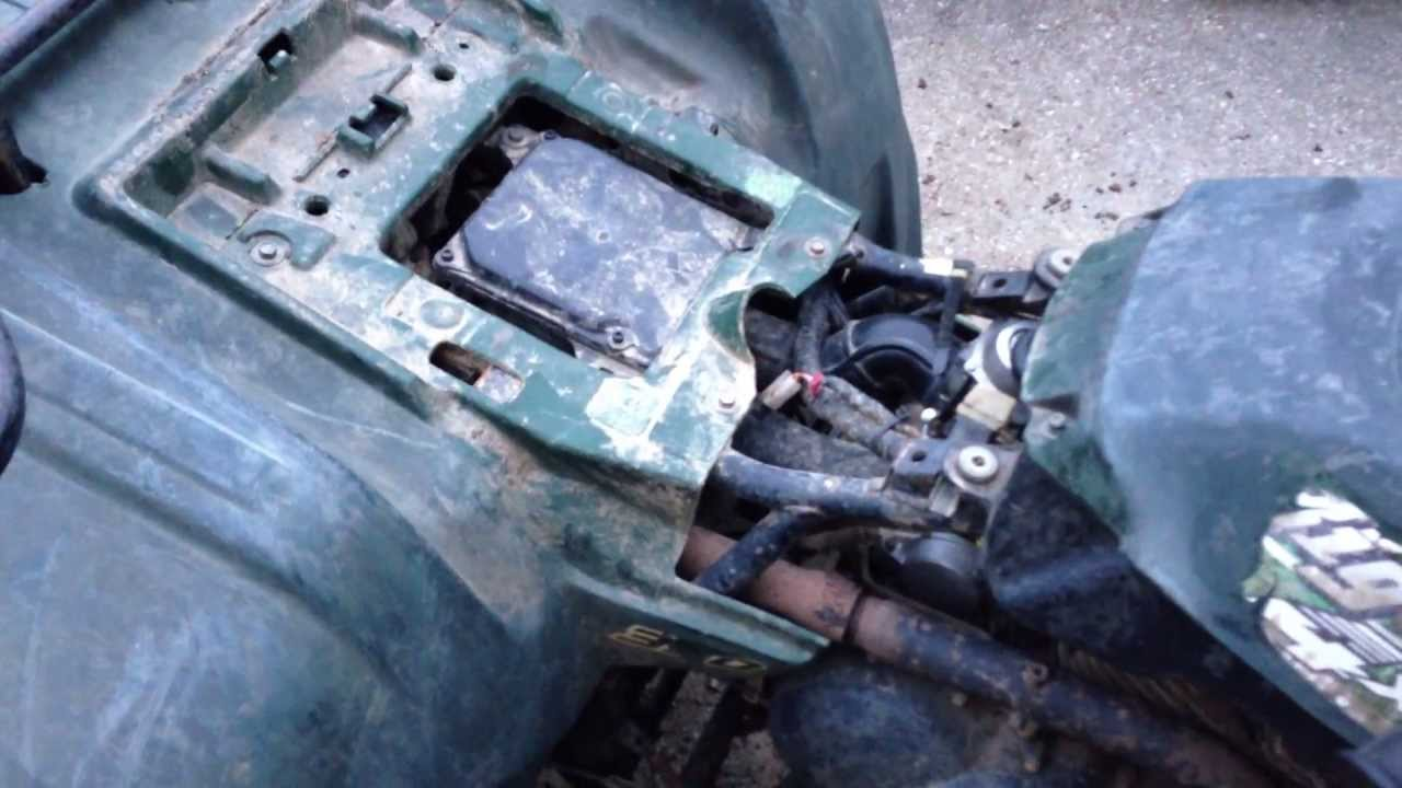 98 yamaha big bear carb issue  *solved* piston diaphrgm, mukni bst 34