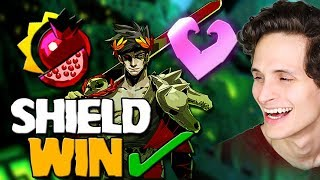 Hades - First Win w/ Shield   Aphrodite and Artemis OP Video