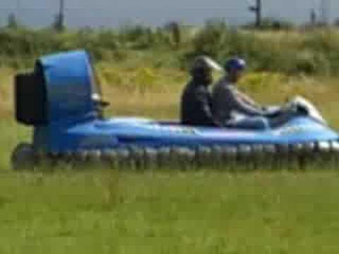 Hovercraft Corporate Day Midlands Hov Pods