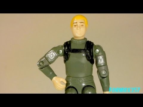 1982 G.I. Joe Short-Fuze (Mortar Soldier) review