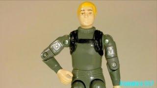 1982 G.I. Joe Short-Fuze (Mortar Soldier) review