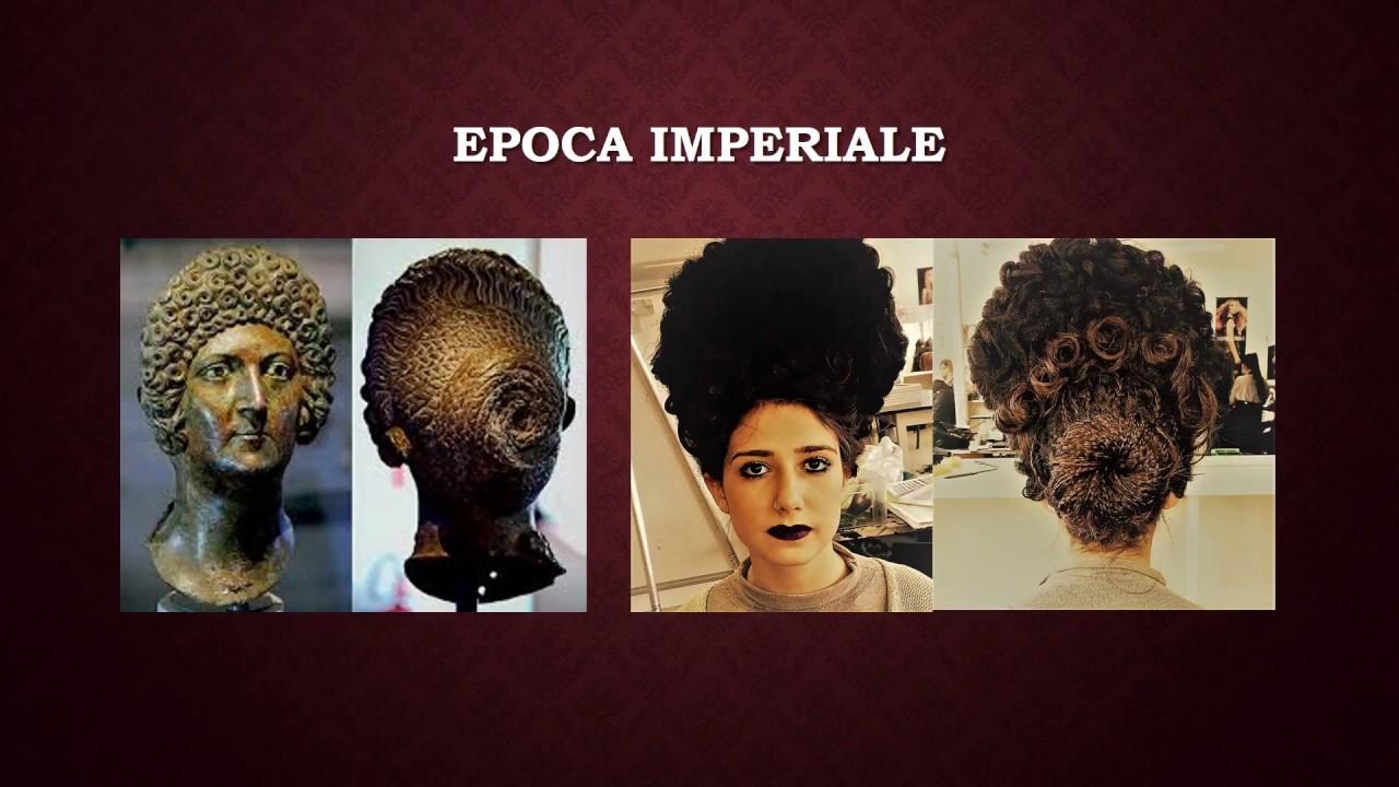 1c5fada57df9 Acconciature dell antica Roma - YouTube