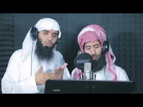 ابداع الشيخ خالد ابو شامه وأبو شارع القحطاني روووعه