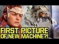 Horizon Zero Dawn DLC - FIRST PICTURE OF NEW MACHINE?! OR SOMETHING ELSE? (Horizon DLC Frozen Wilds)
