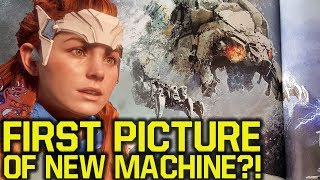 Is this the first picture of Horizon Zero Dawn new machines in Hori...
