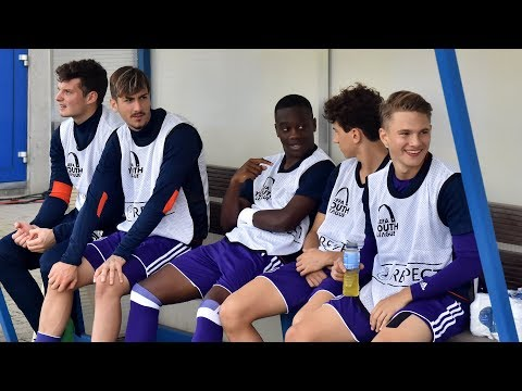Mathis Suray about the UYL match against PSG