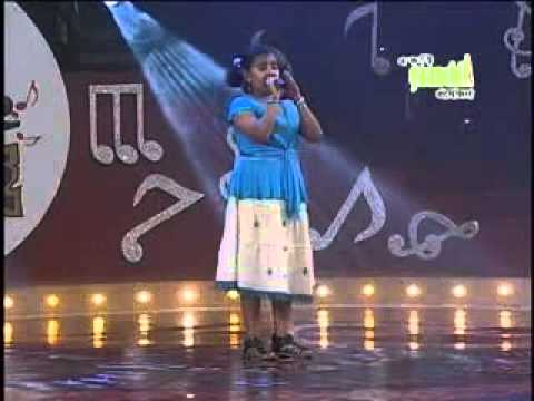Bangla kids song Amay ato rate keno dak dili by lami