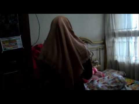 video Lagu Dandut Sedih wanita berjilbab Jomblo Sendirian