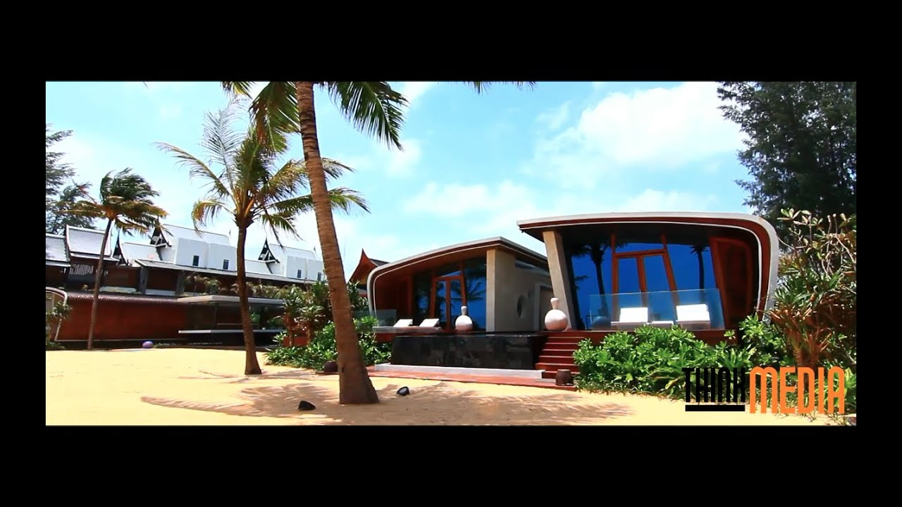 Iniala Beach House Phuket Luxury Property Youtube