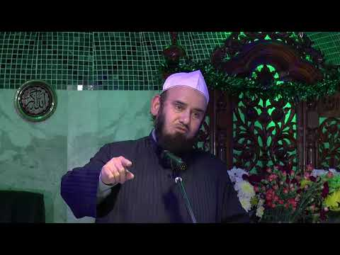 Mehfil Eid Milad ul Nabi Part 3   Bilal Jamia Masjid Newcastle upon Tyne 10 12 2017