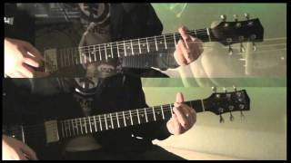 """""""Nervous Shakedown"""" by AC/DC (Guitar cover"""