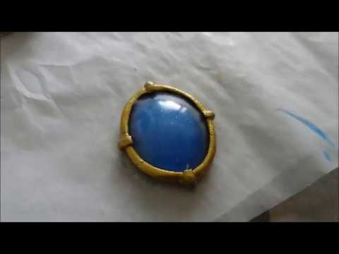 Making of: Eli's (New Year's Food) jewellery