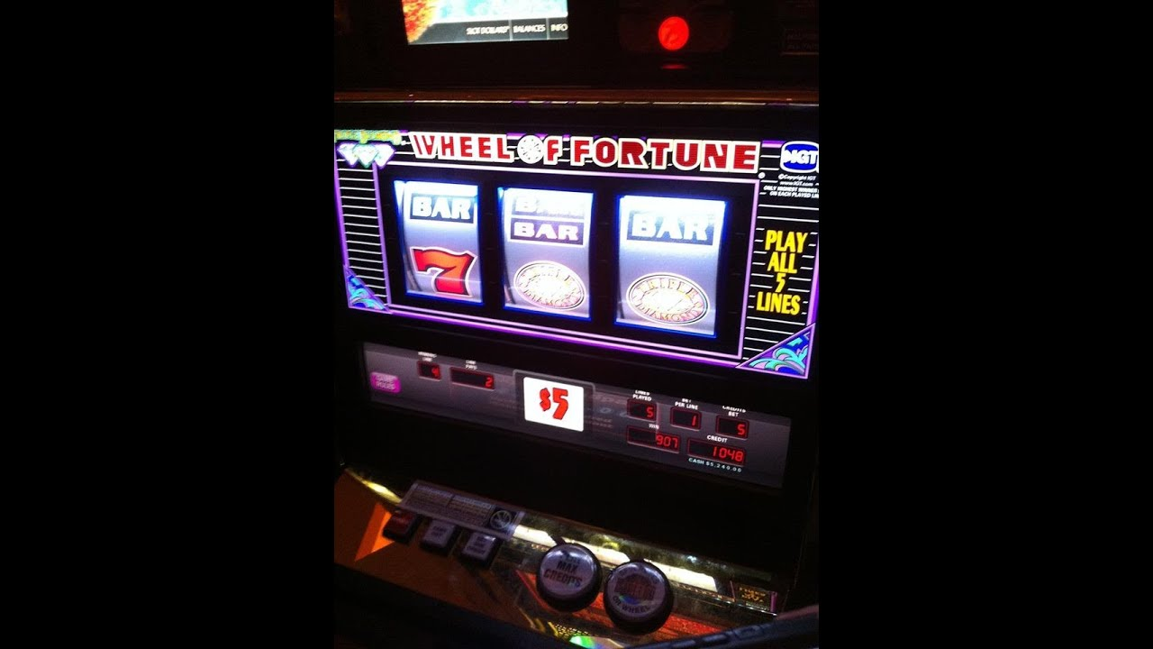 Igt 5 Triple Diamond Wof Slot Machine Handpay Jackpot