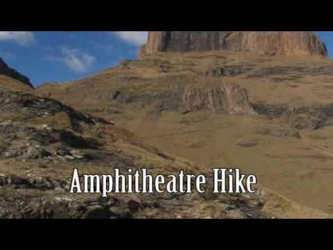 Amphitheatre Hike - KwaZulu Natal, South Africa