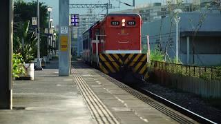 2018.09.03 高雄機廠通勤列車7214次通過左營站