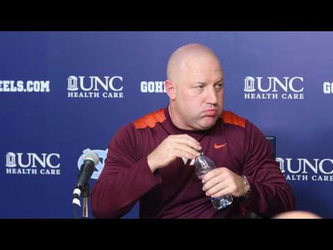 2017-01-26 - Buzz Williams @UNC Press Conference