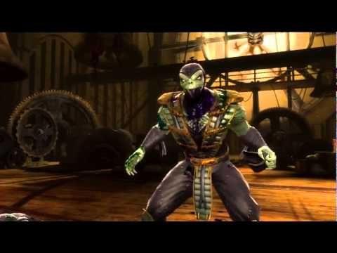 Mortal Kombat 9 Character Outros 2 - Test Your Luck.flv