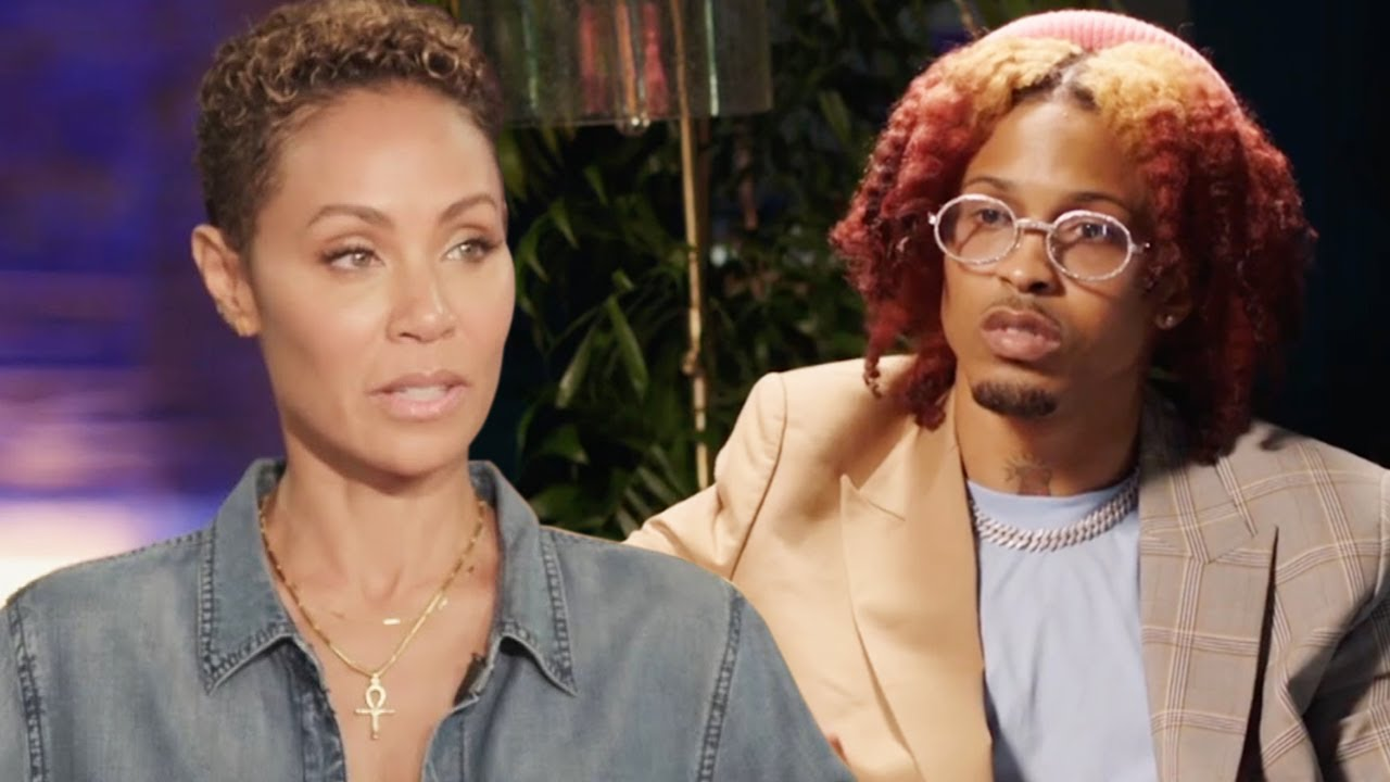 Jada Pinkett and Will Smith CONFIRM Her Relationship With August Alsina