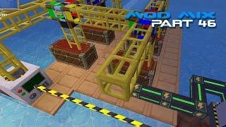 Modded Minecraft - Quarry Quarrals [46]