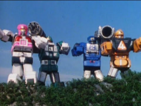 Repeat The Tokucast Episode 22: Gekisou Sentai
