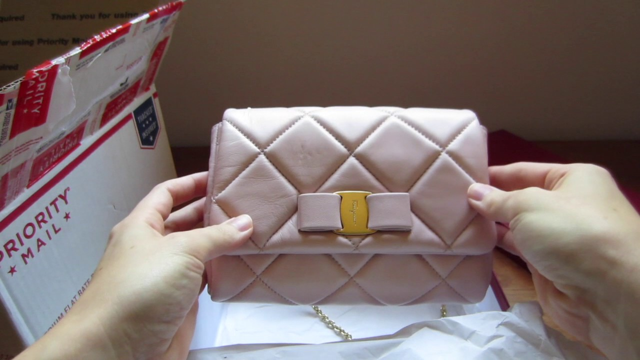 7bce75d7eb Luxury Handbag Unboxing
