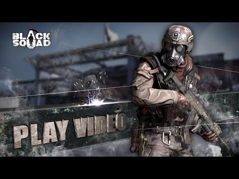 Black Squad l Preview - Gameplay