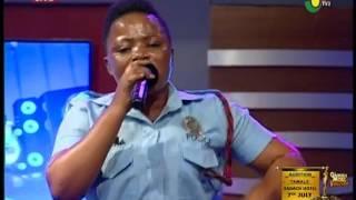ROYAL LADIES OF THE ASHANTI REGIONAL POLICE BAND 2-TV3 MUSIC MUSIC