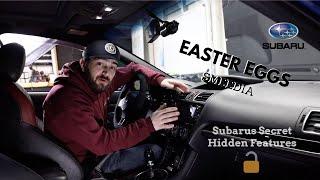 Subarus Hidden Secret Features (Easter Eggs)