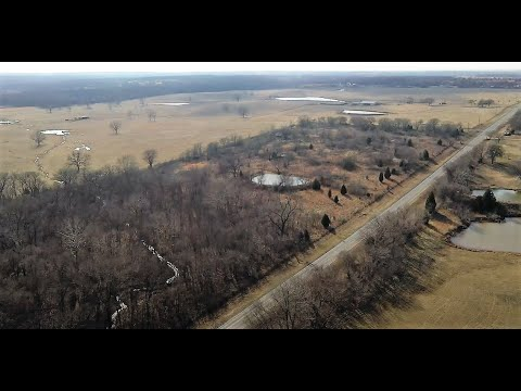 20 acres for sale Seminole, OK - STUNNING Creekside Cattle Coral!