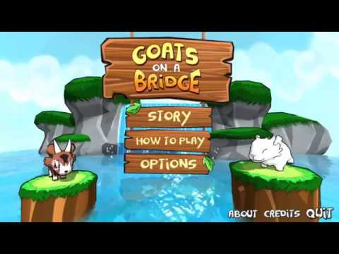 GetRready Let's play Goats on a Bridge  