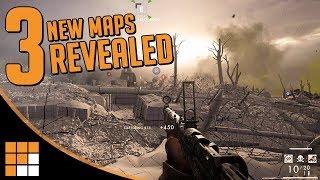 Battlefield 1 Apocalypse: 3 NEW DLC MAPS REVEALED - Passchendaele, The Somme, Caporetto Gameplay