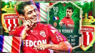 FIFA 20 : BEN YEDDER 90 SHAPESHIFTER SQUAD BUILDE BATTLE !! 😱🔥