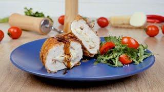 Куриная грудка с сыром по-милански - Рецепты от Со Вкусом