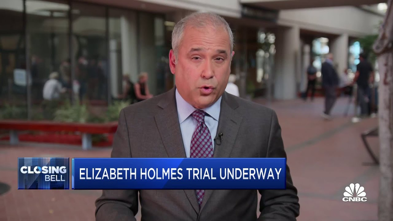 Fraud, or just a failure? Theranos founder Elizabeth Holmes's trial ...