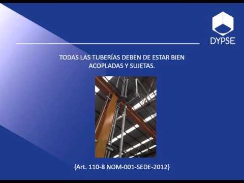 Nom 001 stps edificios locales instalaciones doovi for Escaleras nom 001