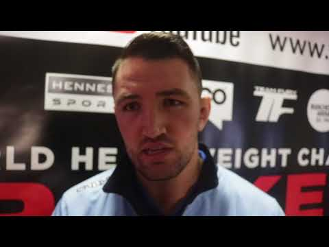 HUGHIE FURY - 'JOE PARKER IS GETTING KNOCKED OUT IN THE 4TH ROUND' / PARKER v FURY