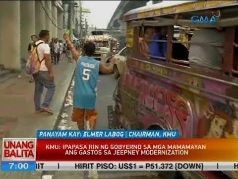 UB: Panayam kay Elmer Labog, Chairman, KMU