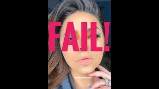 JACLYN HILL THE VAULT FAIL?!?! WHO SAVES THE LOOK?!