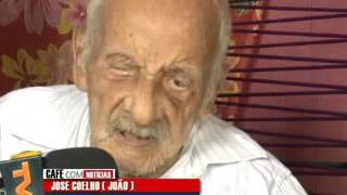 Idoso de 131 anos em Sena Madureira