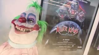 """""""Killer Klowns"""" searching for a """"Killer Koncert"""""""