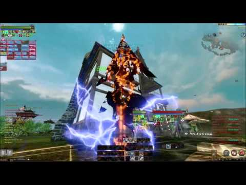 Archeage Kyrios Water wars  PVP