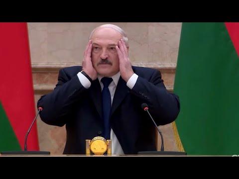 Лукашенко: Нас на части разрывают! Украину разрушили, оттяпали часть территории! Кавказ полыхает!
