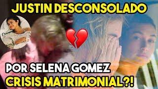ULTIMA HORA – Justin Bieber Está DESCONSOLADO Tras La Noticia de Selena Gomez