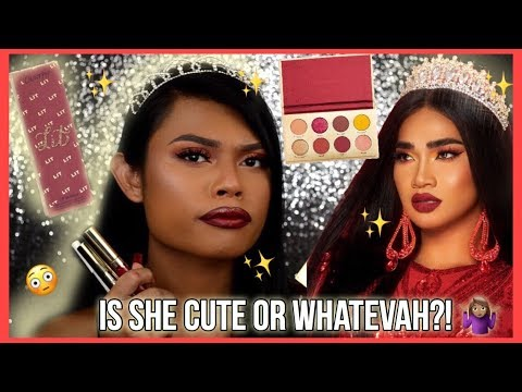 I GOT TEA SIS... BRETMAN ROCK X COLOURPOP REVIEW! IS SHE LIT?! + GIVEAWAY! thumbnail