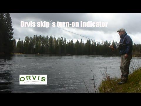 Orvis skips turn on indicator